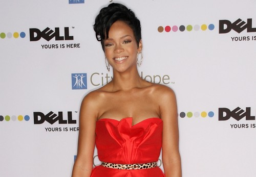 Rihanna @ Spirit Life Awards