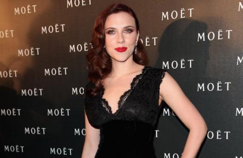 Scarlett Johansson @ Tribute to Cinema