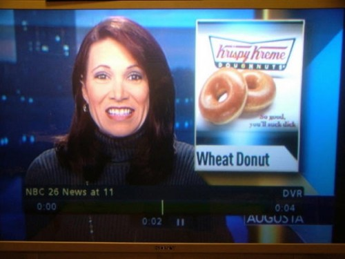 Wheat donuts