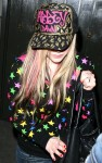 avril lavigne dots 09