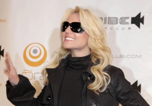 Britney Spears at Vibe