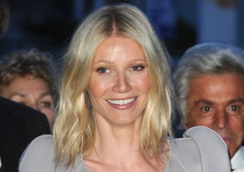 Gwyneth Paltrow at premiere