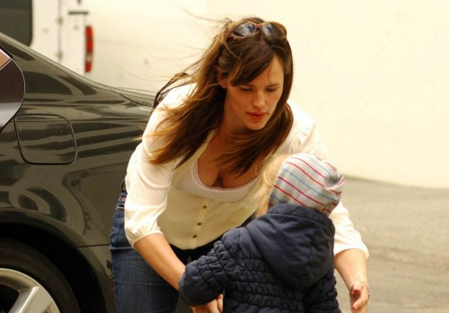 jennifer garner kid