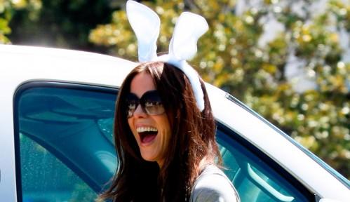 Kate Beckinsale Easter
