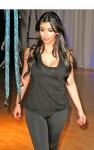 kim kardashian work out 06