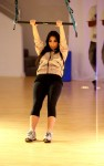 kim kardashian work out 08