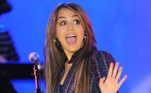 Miley Cyrus @ GMA