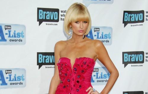 Paris Hilton @ Bravo