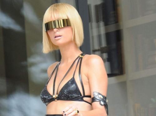 Paris Hilton has no dignity