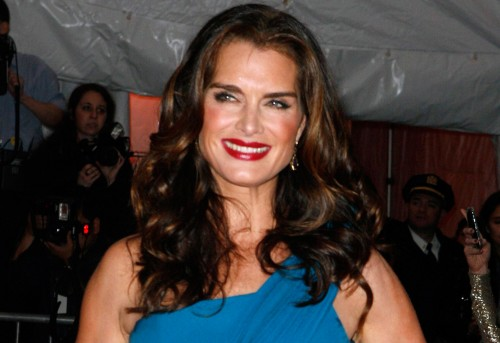 brooke shields gala
