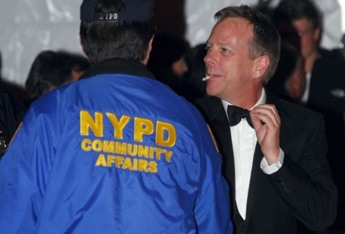 kiefer sutherland nypd
