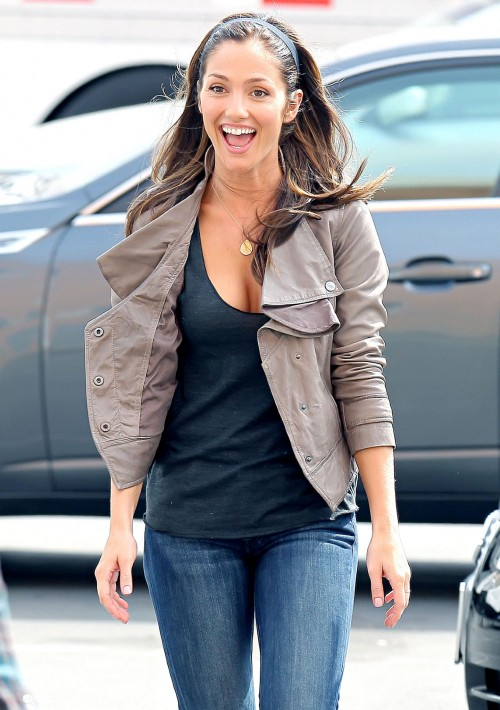 minka kelly out 01