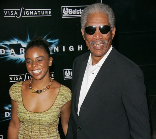 morgan-freeman-granddaughter-dark-knight