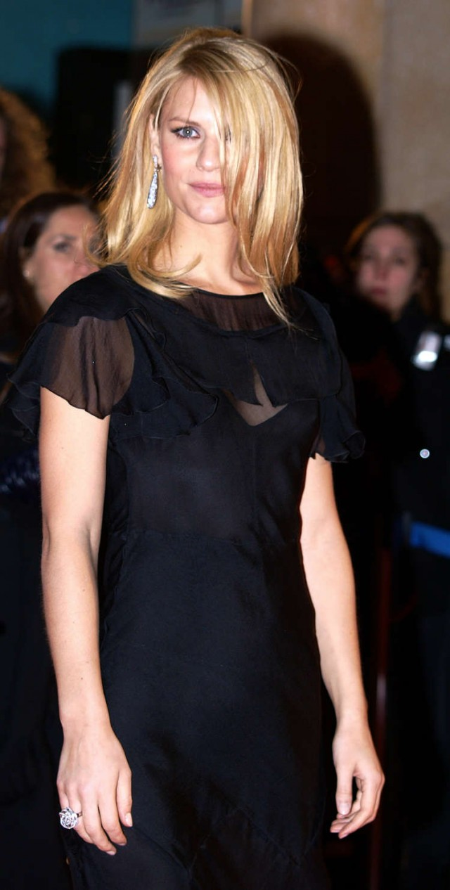 Are mistaken. Claire danes see through simply