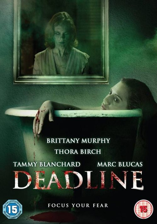 Brittany Murphy Deadline Movie Posters Recalled 165480