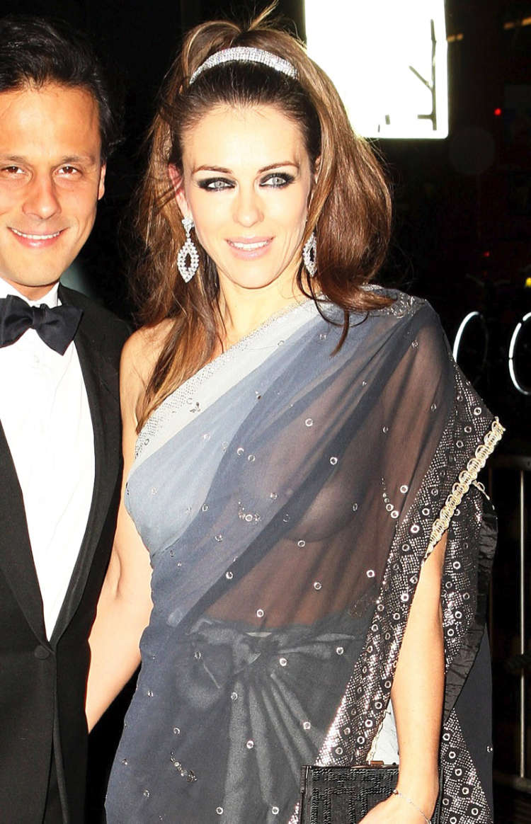 You Elizabeth hurley see through dress opinion