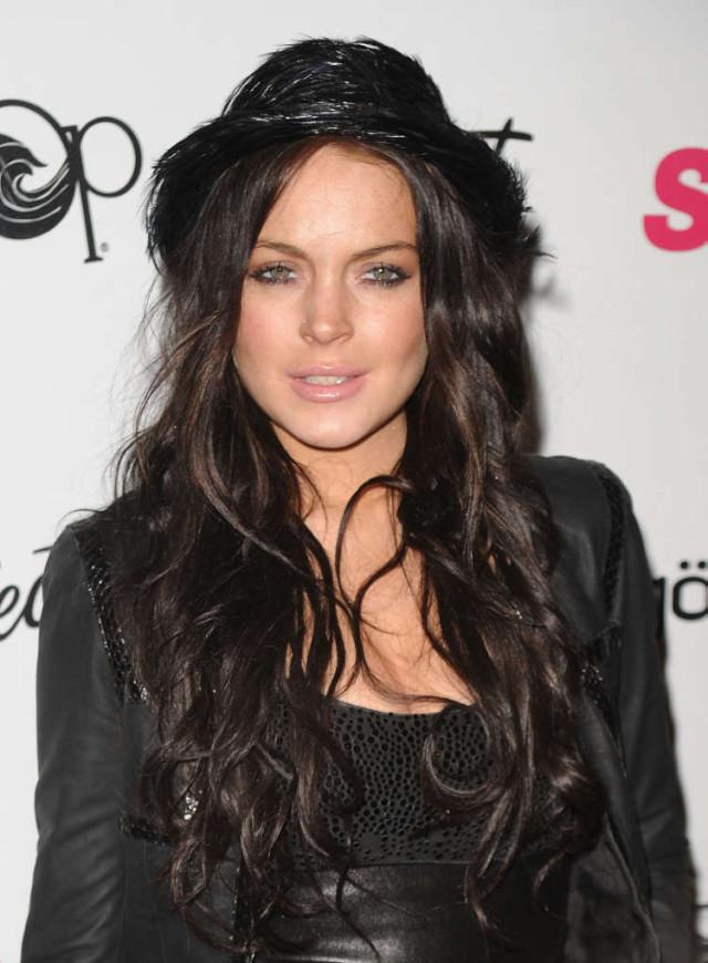 Lindsay Lohan Young Hollywood 10 62962 Photos The