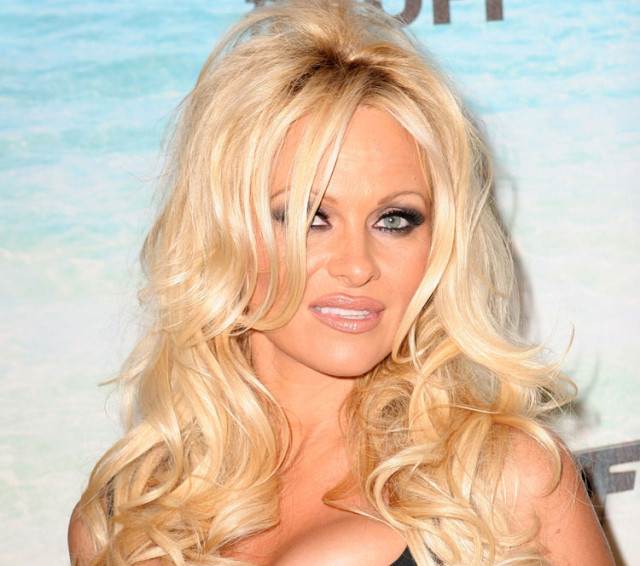 Pamela Anderson wants to film a sex scene with you