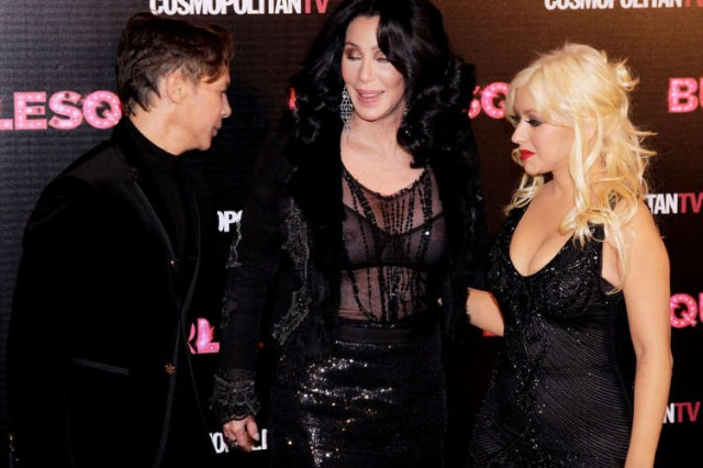 Cher's Nipples Make The Premiere