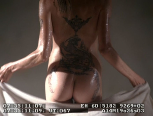 Angelina Jolie Ass In Wanted 9