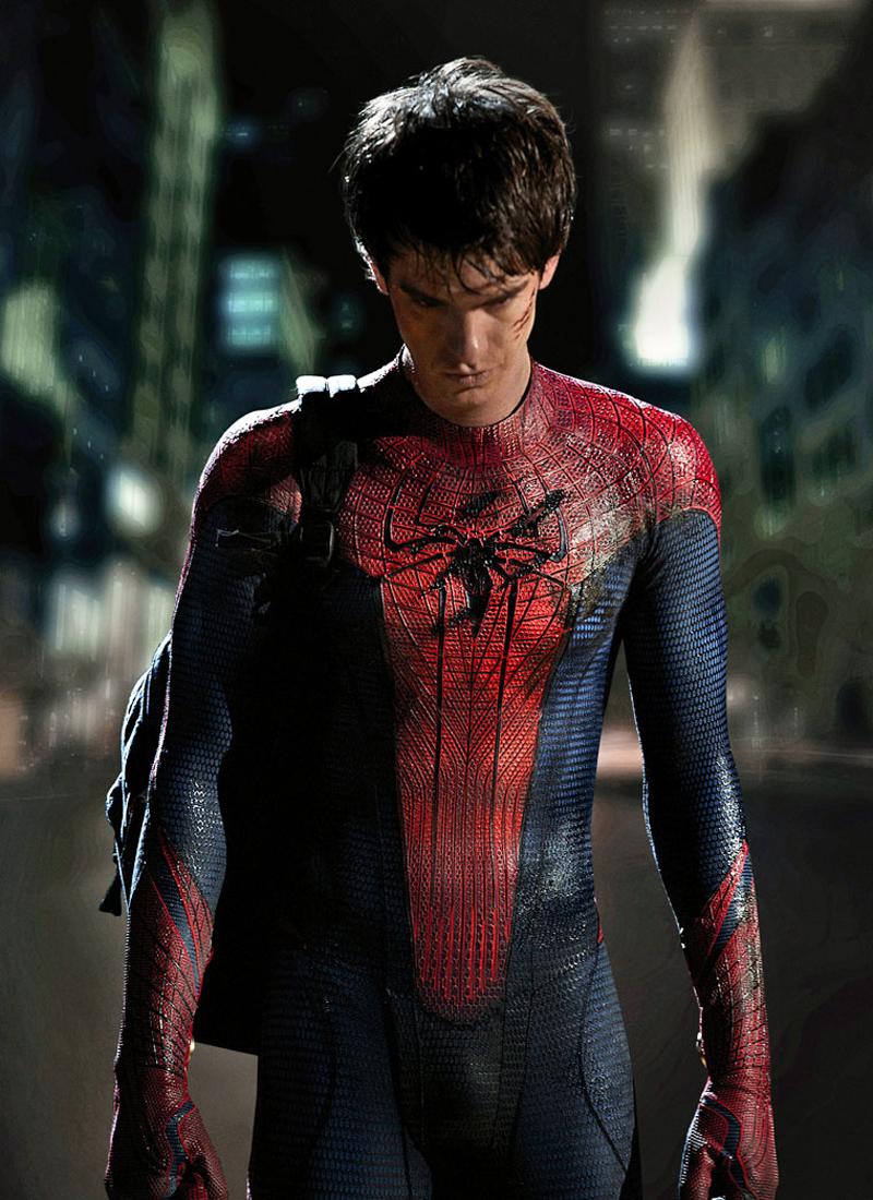 Andrew Garfield Spider Man 83204 Photos The Blemish