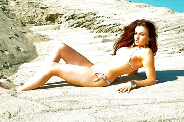 Maria Kanellis In A Bikini Photo Gallery CBS Detroit