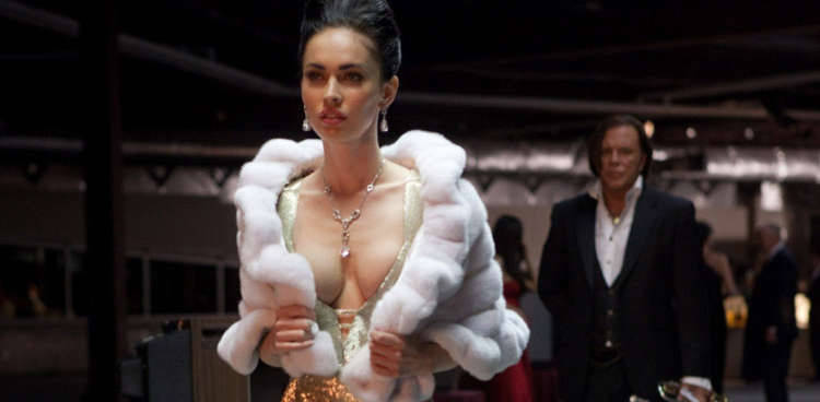 REVIEW - Megan Fox, Mickey Rourke and Bill Murray