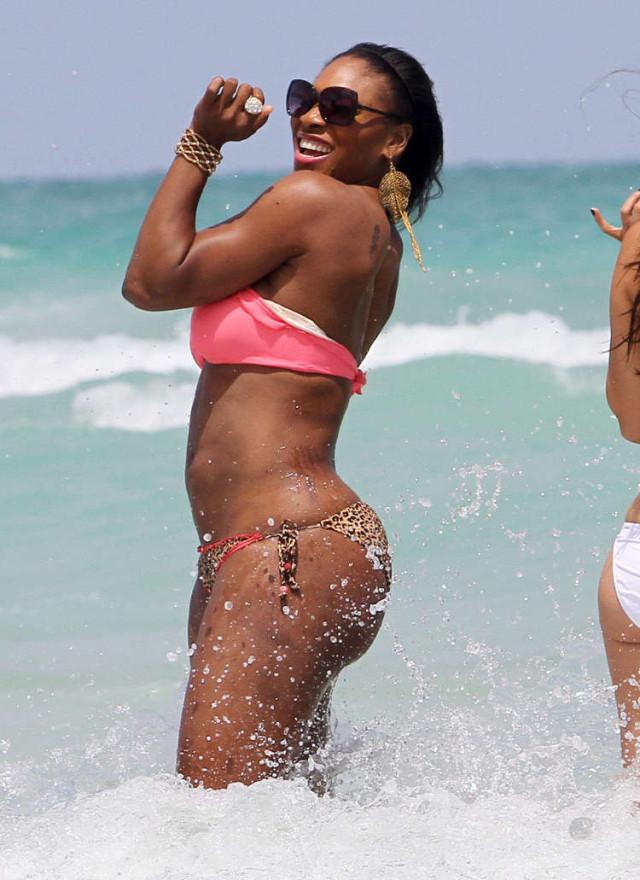 Bikini photo serena williams