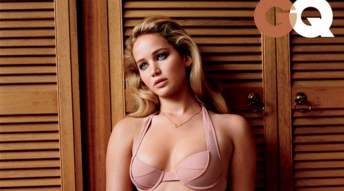 jennifer lawrence hot. Jennifer Lawrence in GQ