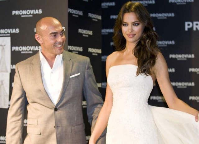 Is Irina Shayk Ready For A Wedding