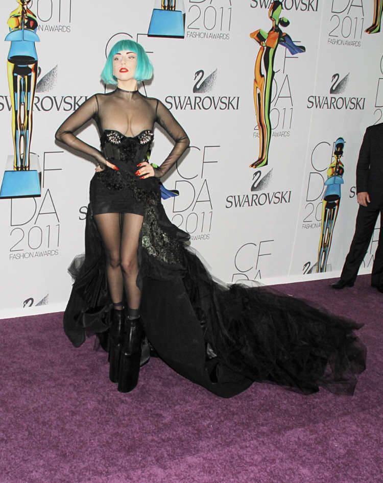 Cfda Fashion Awards Lady Gaga