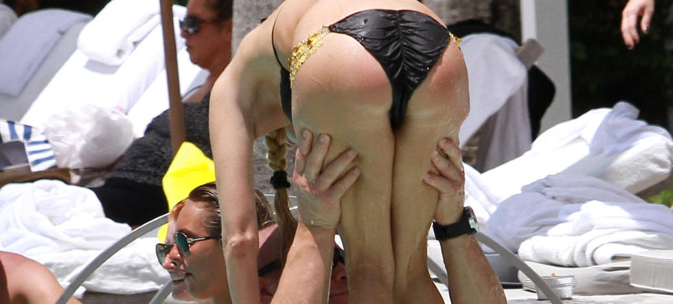 Jenna Jameson Pool