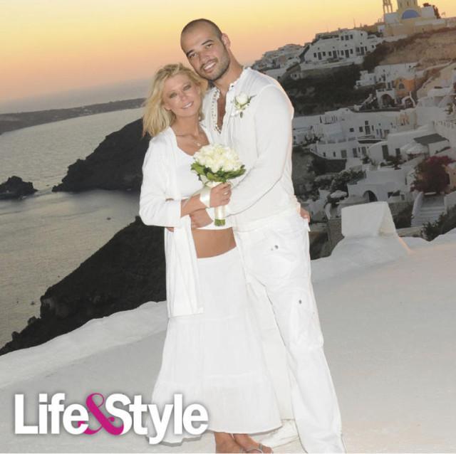 This Is Tara Reid's Husband, Zack Kehayov  The Blemish