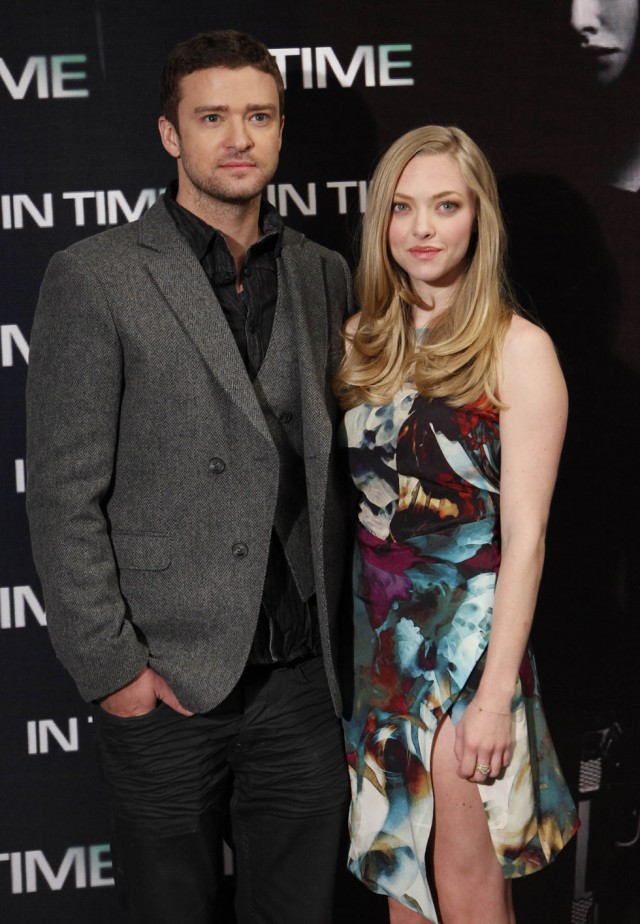 'In Time' Photocall In Spain