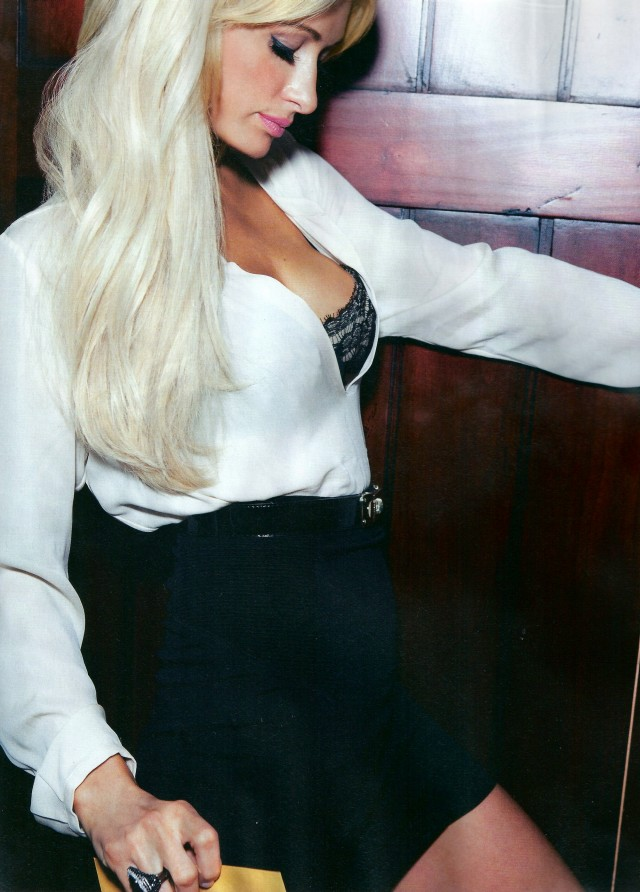 Paris Hilton for FHM