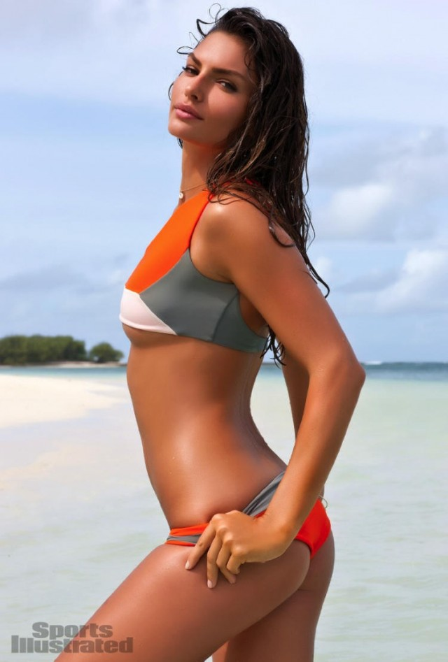 Alyssa Miller, 2012 Sports Illustrated Swimsuit