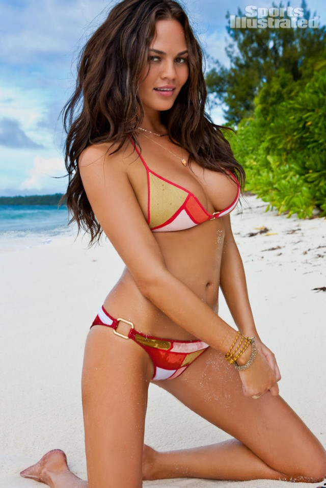 Chrissy Teigen, 2012 Sports Illustrated Swimsuit