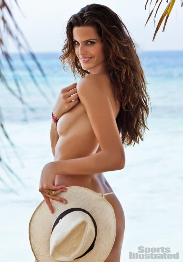 Izabel Goulart, 2012 Sports Illustrated Swimsuit