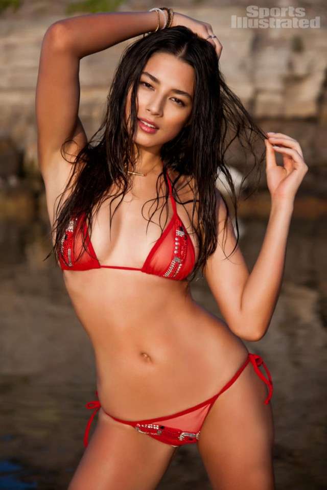 Jessica Gomes, 2012 Sports Illustrated Swimsuit