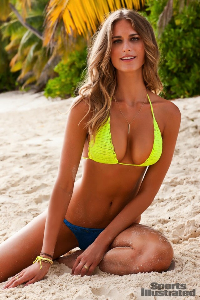 Julie Henderson, 2012 Sports Illustrated Swimsuit