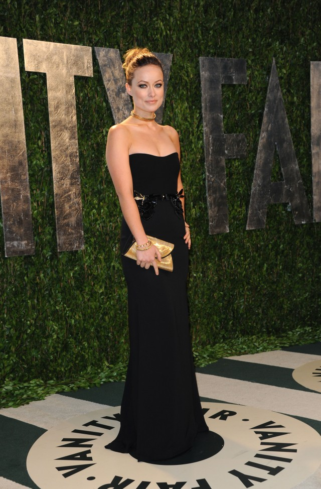 The 2012 Vanity Fair Oscar Party