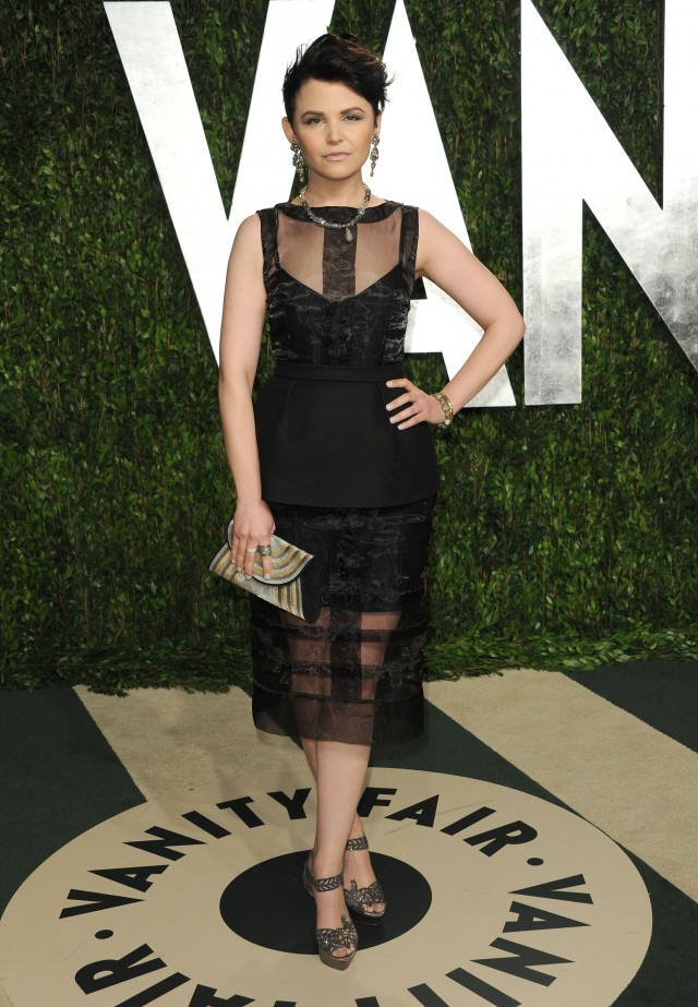 The 2012 Vanity Fair Oscar Party 3