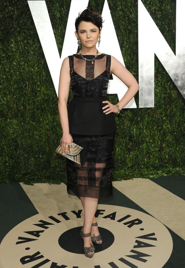 The 2012 Vanity Fair Oscar Party 3