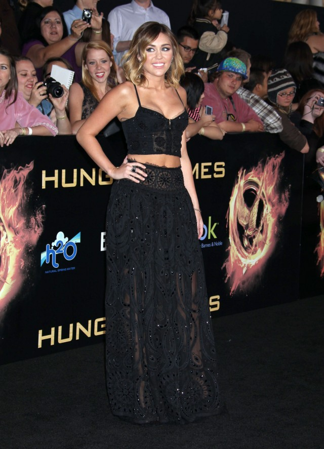 """The Hunger Games"" Los Angeles Premiere"
