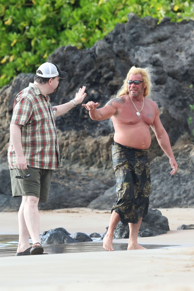 Dog The Bounty Hunter Has Packed On The Pounds
