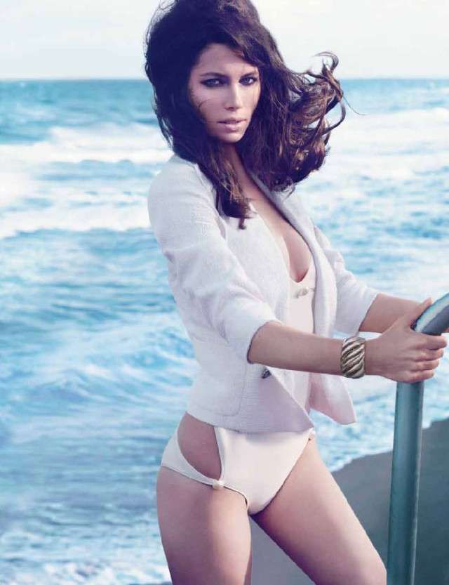 Jessica Biel W Magazin... Jessica Biel