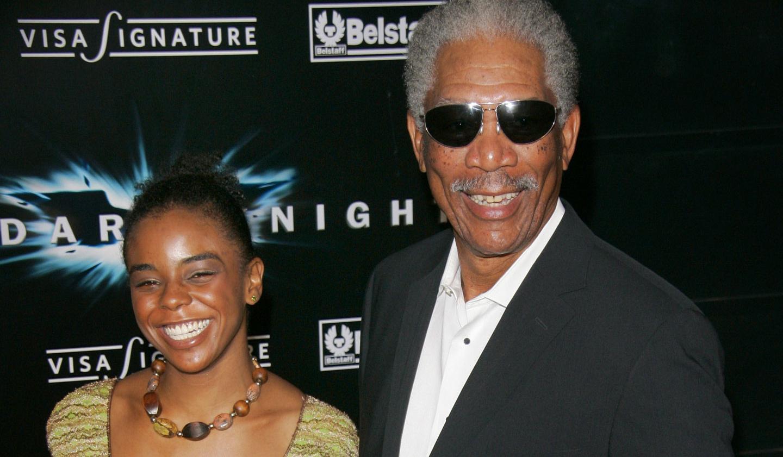 Morgran Freeman Not Marrying His Step Granddaughter The