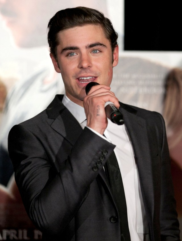 'The Lucky One' Melbourne Premiere