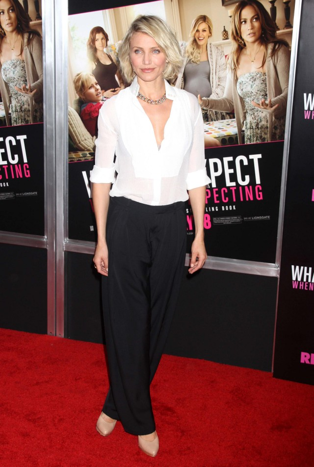 """What to Expect When You're Expecting"" New York Premiere"