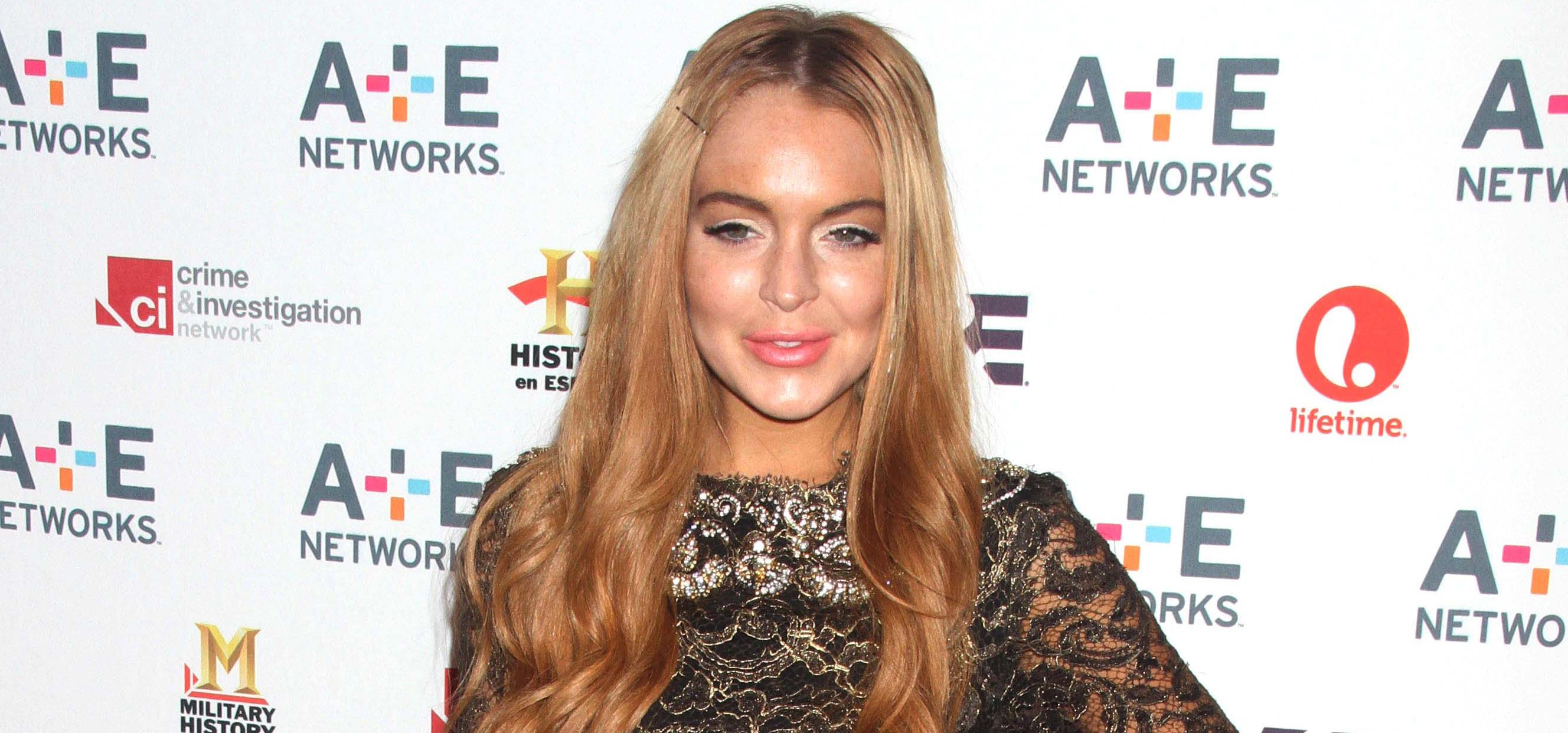 Lindsay Lohan Still Th...